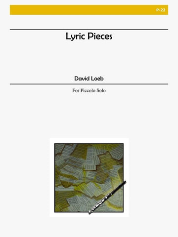 Loeb, David : Lyric Pieces
