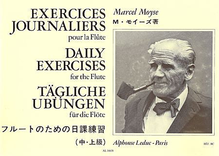 Moyse: Exercices Journaliers
