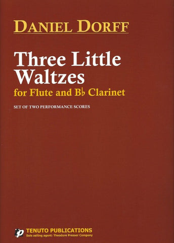 Dorff, Daniel : Three Little Waltzes