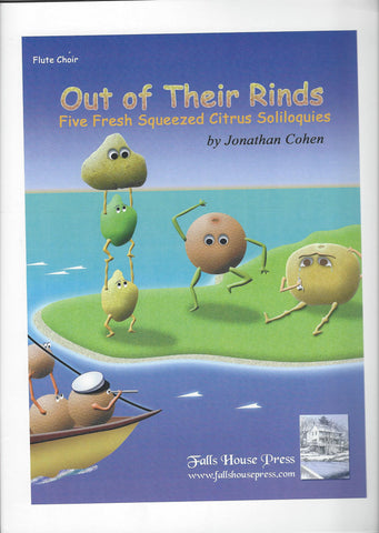 Cohen, Jonathan : Out of Their Rinds