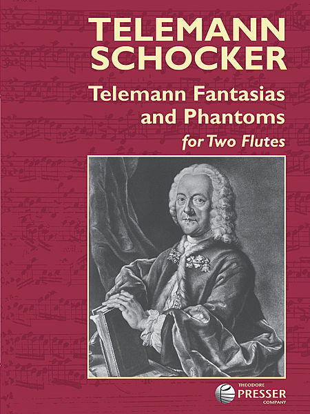Telemann ,Georg Philipp : Fantasias and Phantoms