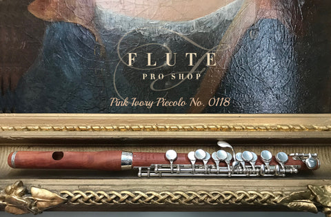 FMC Pink Ivory Wood Piccolo No. 0118