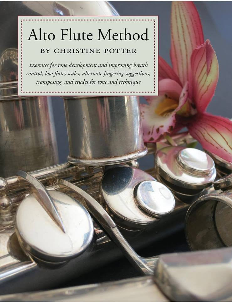 Potter, Christine : Alto Flute Method