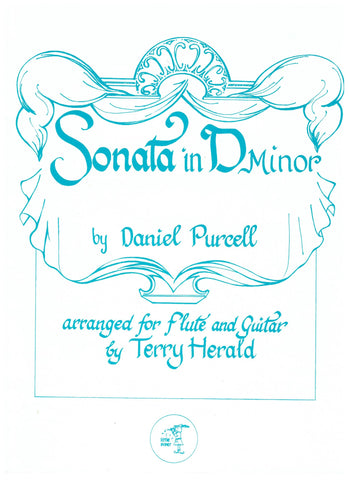 Daniel Purcell - Sonata in D minor