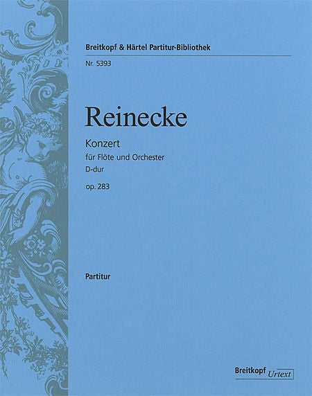 Reinecke: Concerto in D Major Op. 283