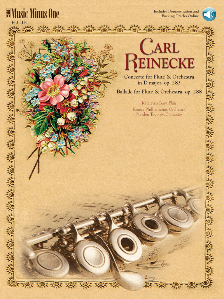 Reinecke, Carl : Concerto for Flute and Orchestra in D Major, Op. 283