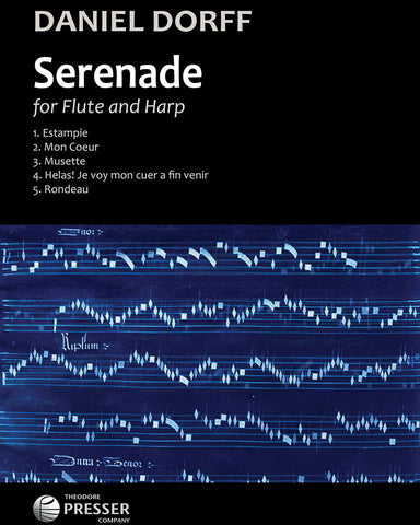 Dorff, Daniel : SERENADE for Flute and Harp