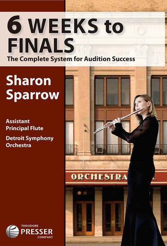 Sparrow, Sharon : 6 Weeks to Finals