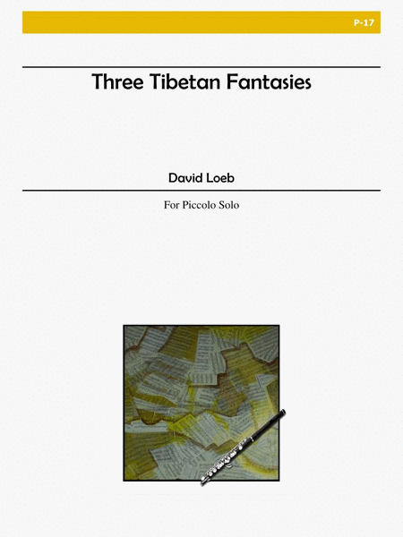 Loeb, David : Three Tibetan Fantasies
