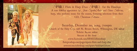Sparx Holiday Concert 12.20.14