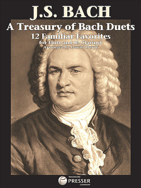 J.S. Bach - A Treasury of Bach Duets
