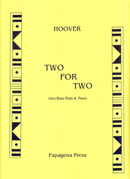 Hoover, Katherine : Two for Two