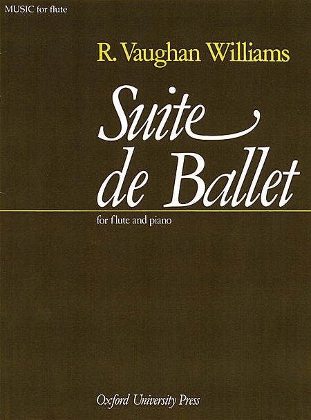 Vaughan Williams - Suite de Ballet