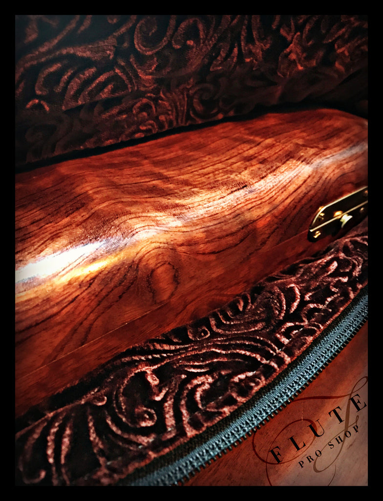 Wirkkala Leather Flute Case
