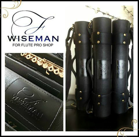 Flute Pro Shop Wiseman Single Double Flute Case *Exclusive*