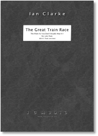 Clarke, Ian : The Great Train Race