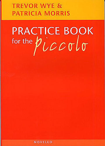 Trevor Wye Practice Book for Piccolo