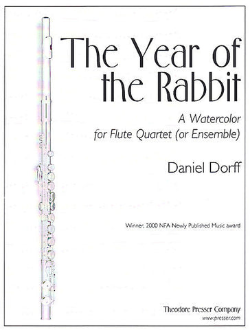 Dorff, Daniel : The Year of the Rabbit