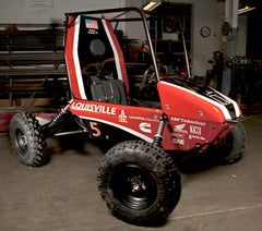 University of Louisville KY SAE Mini-baja car