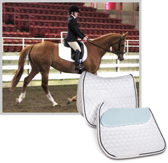 saddle pad using SunMate shims