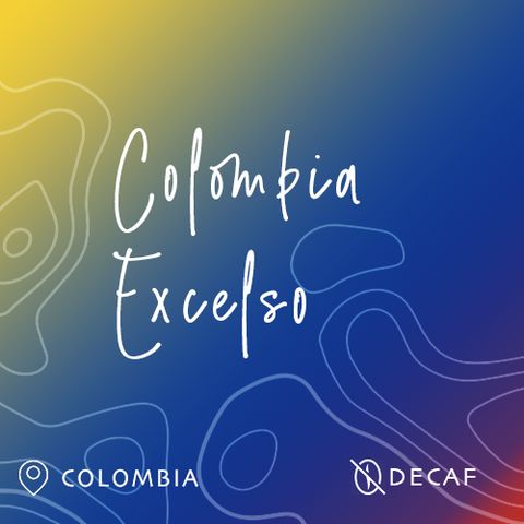 Decaf Colombia Excelso