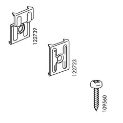 Backboard Hardware Set