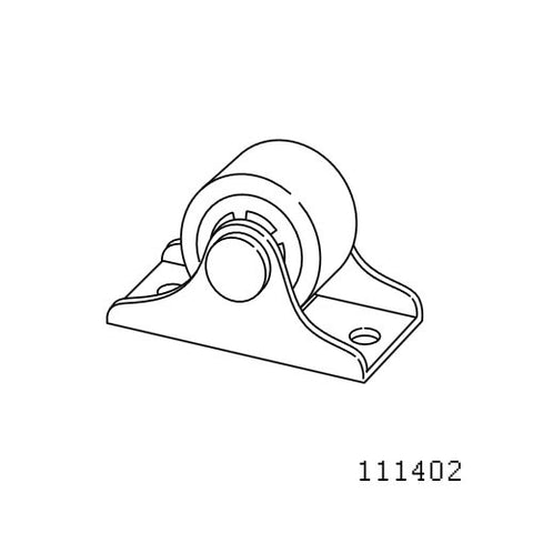 Forward/Back Castors #111402