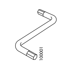 IKEA Allen Key (IKEA Part #100001)