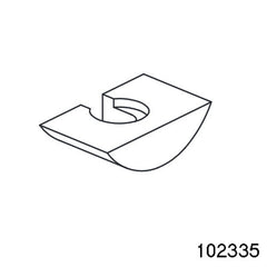 IKEA U-Wedge #102335 - Hemnes Bed