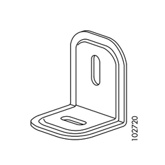 IKEA L Bracket (IKEA Part #102720)