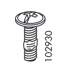 IKEA Knob Screws (IKEA Part #102930)
