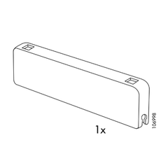 IKEA Allen Key Holder (IKEA Part #106998)