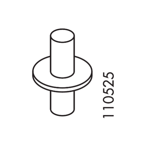 IKEA LEKSVIK Shelf Pins 110525