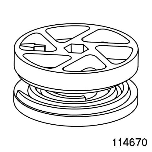 IKEA Wheel Locks #114670