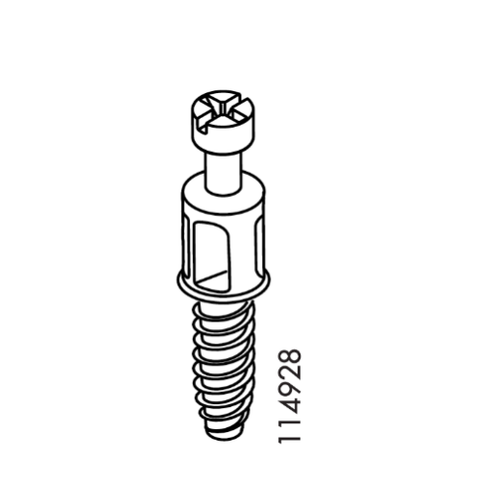 IKEA Cam Lock Screw #114928