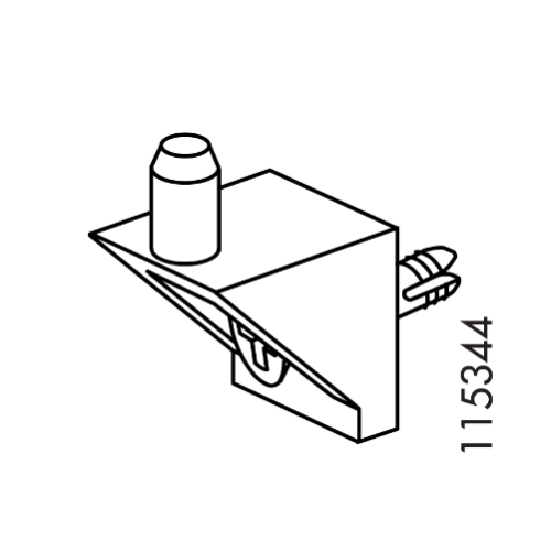 Ikea komplement shelf pins 115344 for Ikea assembly support phone number