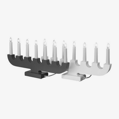 European Candelabra Bulb For 5 Tier/Arm (IKEA Part #900015)