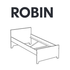 IKEA ROBIN Bed Frame Replacement Parts