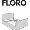 FLORO Bedframe Replacement Parts