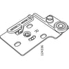 Pax Sliding Door Wheel Bracket (Right) (IKEA Part #124336)