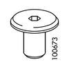 Hemnes Wardrobe Nut Sleeve  (IKEA Part #100673)