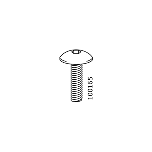 IKEA Screws #100165