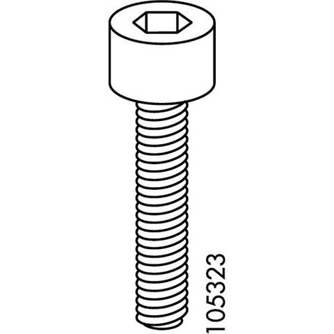 Billsta Metric Screws (IKEA Part #105323)