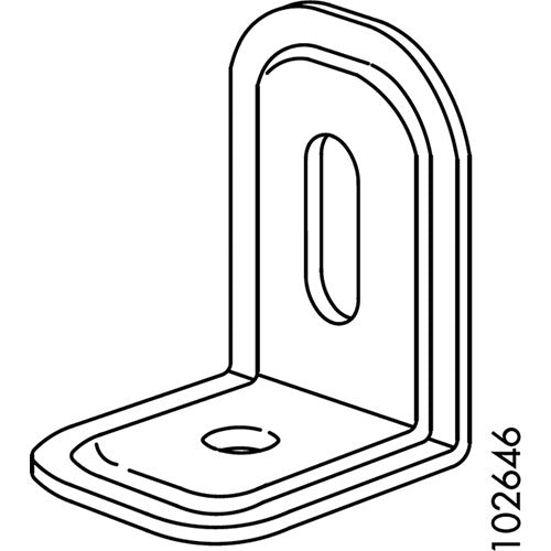Norrnas Chair Bracket (IKEA Part #102646)