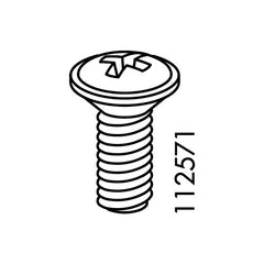 Pax L Connector Screws (IKEA Part #112571)