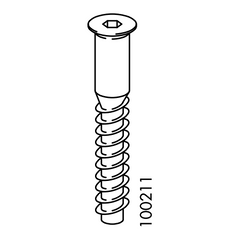 Wood Screws (IKEA Part #100211)
