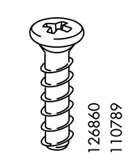 IKEA Euro Screw #110789