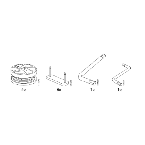 IKEA OPPDAL Bed Frame Replacement Parts. IKEA OPPDAL Bed Frame Replacement Parts   FurnitureParts com