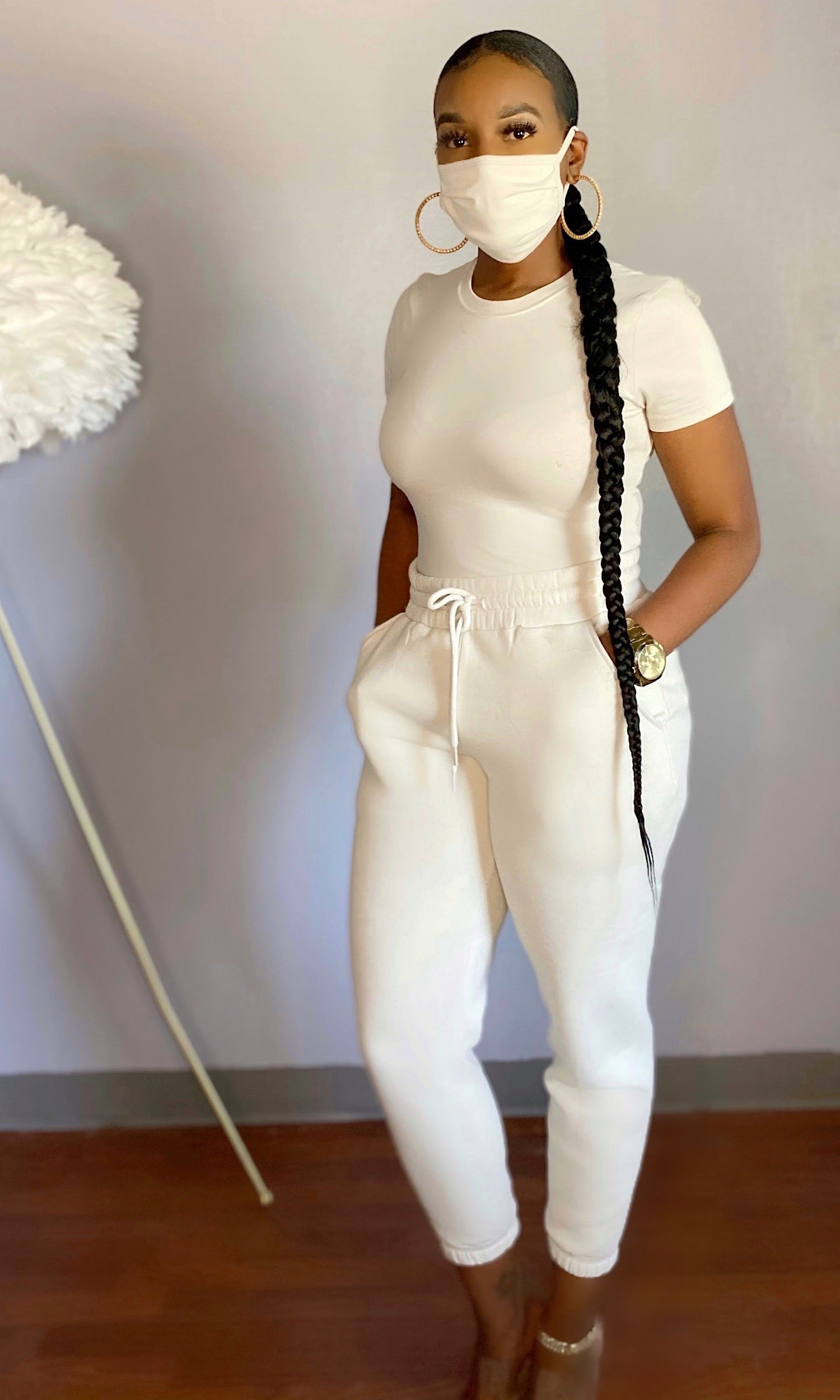 Plain Jane Jogger Set