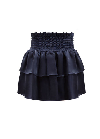 Two Tiered Ruffle Skirt